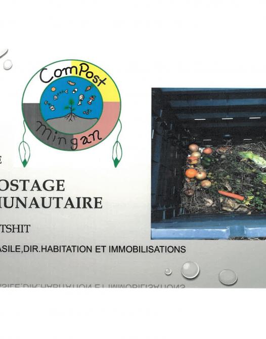 Ekuanitshit Compostage